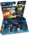 LEGO Dimensions Fun Pack: LEGO Movie Bad Cop (71213) (Figuren)