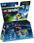 LEGO Dimensions Fun Pack: LEGO Movie Benny (71214) (Figuren)