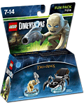 LEGO Dimensions Fun Pack: Lord of the Rings Gollum (71218) (Figuren)