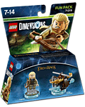 LEGO Dimensions Fun Pack: Lord of the Rings Legolas (71219) (Figuren)