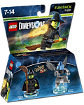 LEGO Dimensions Fun Pack: Wizard of Oz Wicked Witch (71221) (Figuren)