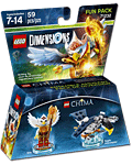 LEGO Dimensions Fun Pack: Chima Eris (71232) (Figuren)