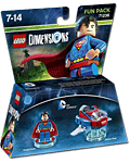 LEGO Dimensions Fun Pack: DC Comics - Superman (71236) (Figuren)