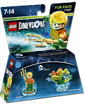 LEGO Dimensions Fun Pack: DC Comics - Aquaman (71237) (Figuren)