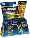 LEGO Dimensions Fun Pack: Ninjago - Lloyd (71239) (Figuren)