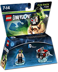 LEGO Dimensions Fun Pack: DC Comics - Bane (71240) (Figuren)
