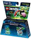 LEGO Dimensions Fun Pack: Ghostbusters - Slimer (71241)