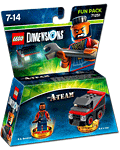 LEGO Dimensions Fun Pack: The A-Team (71251)