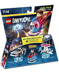LEGO Dimensions Level Pack: Back to the Future (71201) (Figuren)