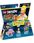 LEGO Dimensions Level Pack: The Simpsons (71202) (Figuren)