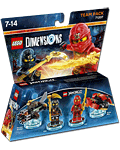 LEGO Dimensions Team Pack: Ninjago (71207) (Figuren)