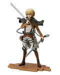 Attack on Titan - Armin Arlert