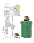 Super Mario Bros. - Diorama Play Set B