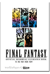 Final Fantasy: Official Memorial Ultimania Book 3 - X XI XII XIII XIV