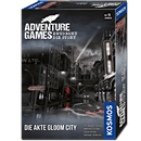 Adventure Games: Die Akte Gloom City