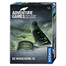 Adventure Games: Die Monochrome AG