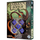 Arkham Horror Blessed Dice Set -blau-
