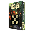 Arkham Horror Bone Dice Set -beige-