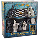 The Lord of the Rings - Chess Set