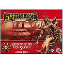 BattleLore (2nd Edition): Kriegsmeute von Scorn Armee-Pack