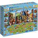 Carcassonne Big Box 2017