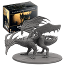 Dark Souls: The Board Game - Black Dragon Kalameet