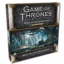 Game of Thrones: Der Eiserne Thron - Das Kartenspiel (2nd Edition): Wölfe des Nordens