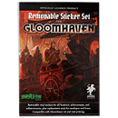 Gloomhaven: Removable Sticker Set -E-