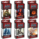 Game of Thrones: Der Eiserne Thron Chapter Pack Set 6 - Eroberung und Widerstand-Zyklus