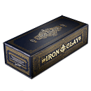 Iron Clays - Luxury Game Counters