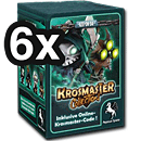 Krosmaster Collection Figuren Serie 4 - 6er Set
