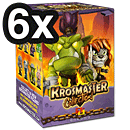 Krosmaster Collection Wild Realms Figuren Serie 5 - 6er Set