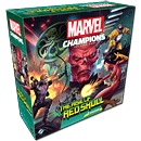 Marvel Champions: Das Kartenspiel - Expansion The Rise of Red Skull