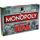 Monopoly The Walking Dead Edition -E-