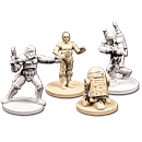 Star Wars: Imperial Assault Erweiterung - Figuren-Set 2