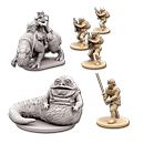 Star Wars: Imperial Assault - Figuren-Set 8