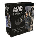 Star Wars: Legion - Cassian Andor und K-250