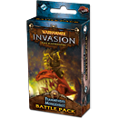 Warhammer Invasion: Battle Pack - Flammendes Morgenrot