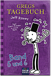 Gregs Tagebuch - Band 05 und 06 Doppelband
