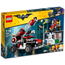 LEGO The Batman Movie: Harley Quinn Kanonenkugelattacke (70921)
