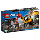 LEGO City: Power-Spalter für den Bergbau (60185)