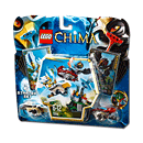 LEGO Chima: Action-Set Himmelsduell (70114)