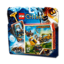 LEGO Chima: Königs-Crash (70108)