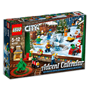 LEGO City: Adventskalender 2017 (60155)