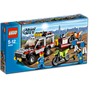 Lego City: Crossbike Transporter
