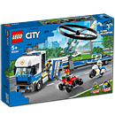 LEGO City: Polizeihubschrauber-Transport (60244)