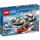 LEGO City: Polizei-Patrouillen-Boot (60129)