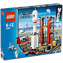 Lego City: Raketenstation