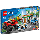 LEGO City: Raubüberfall mit dem Monster-Truck (60245)