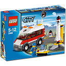 Lego City: Satellitenstartrampe (Lego)